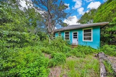 Flagler Beach Single Family Home For Sale: 301 John Anderson Dr