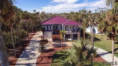 Flagler Beach Single Family Home For Sale: 1351 Lambert Ave