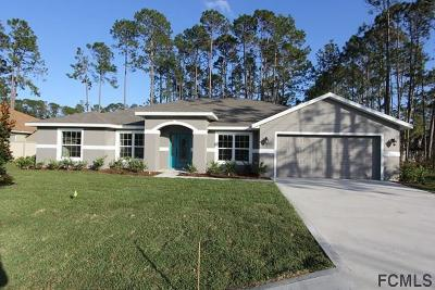 Palm Coast Single Family Home For Sale: 13 Eagle Crest Path