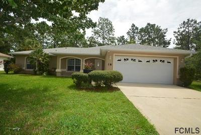 Pine Lakes Single Family Home For Sale: 18 Whispering Pine Dr