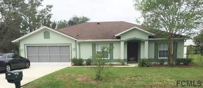Seminole Woods Single Family Home For Sale: 6 Seneca Path