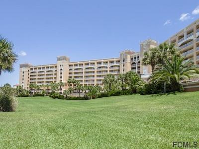 Palm Coast Condo/Townhouse For Sale: 80 Surfview Dr #424