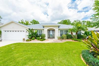 Matanzas Woods Single Family Home For Sale: 12 Lake Success Dr
