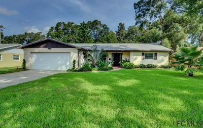 Ormond Beach Single Family Home For Sale: 43 Sanchez Avenue