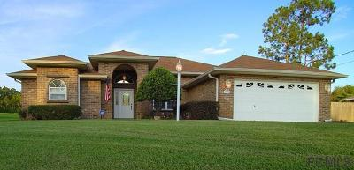 Matanzas Woods Single Family Home For Sale: 18 Lake Success Pl