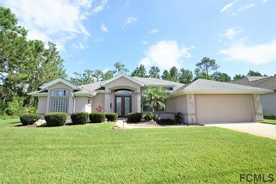 Matanzas Woods Single Family Home For Sale: 15 Lewis Dr