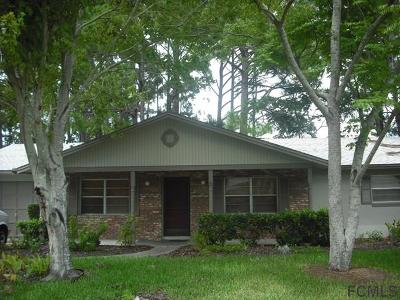 Palm Coast Single Family Home For Sale: 23 Felter Lane