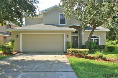 Flagler Beach Single Family Home For Sale: 2320 Stonebridge Way
