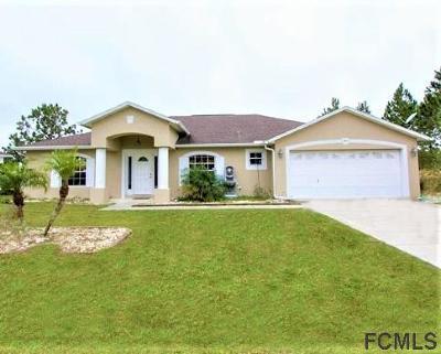 Palm Coast Single Family Home For Sale: 50 Felwood Lane