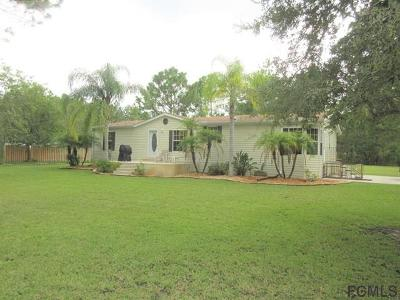 Bunnell Single Family Home For Sale: 2148 Avocado Blvd