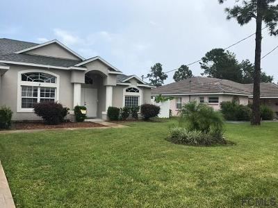 Palm Coast Single Family Home For Sale: 29 Prince Anthony Ln