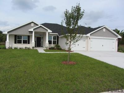 Flagler Beach Single Family Home For Sale: 5 Dancing Eagle Pl