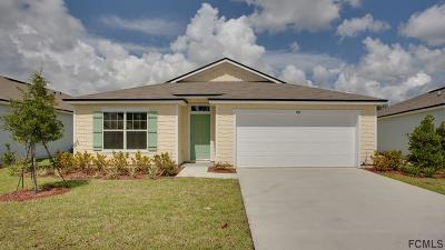Bunnell Single Family Home For Sale: 129 Fairway Ct