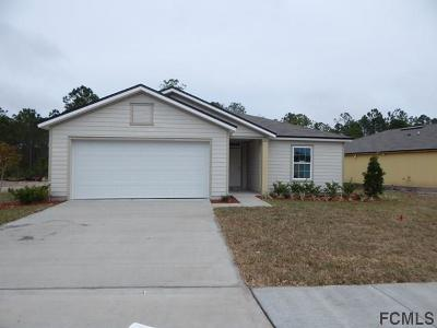 Bunnell Single Family Home For Sale: 130 Fairway Ct