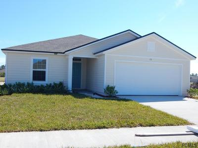 Bunnell Single Family Home For Sale: 113 Golf View Court