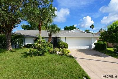 Palm Coast FL Single Family Home For Sale: $324,500