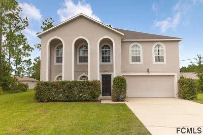 Seminole Woods Single Family Home For Sale: 11 Squanto Place