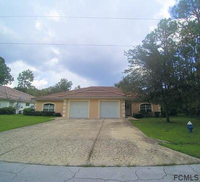 Palm Coast Multi Family Home For Sale: 7 Pontiac Lane