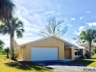 Palm Coast Single Family Home For Sale: 4 Campbell Court