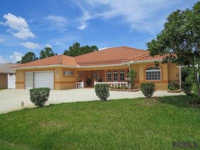 Palm Coast FL Single Family Home For Sale: $358,000