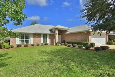 Palm Coast Single Family Home For Sale: 9 Lemay Pl