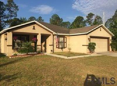 Seminole Woods Single Family Home For Sale: 50 Secretary Trail