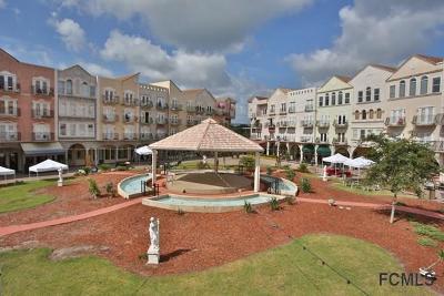 Palm Coast Condo/Townhouse For Sale: 101 Palm Harbor Pkwy #B-206