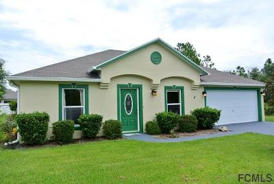 Seminole Woods Single Family Home For Sale: 7 Seriema Place