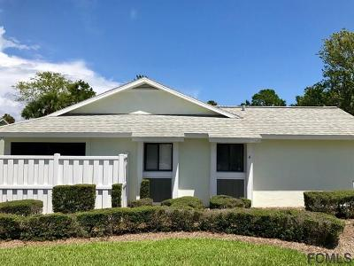 Palm Harbor Condo/Townhouse For Sale: 3 Lake Forest Pl #3