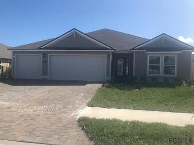 Palm Coast Single Family Home For Sale: 36 Waterfront Cove