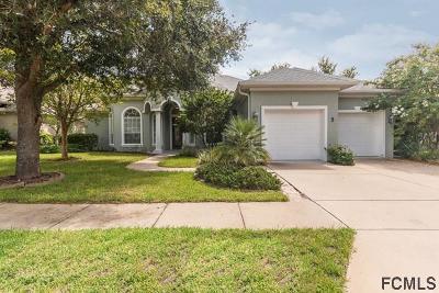 Palm Coast Single Family Home For Sale: 5 Sand Pine Drive