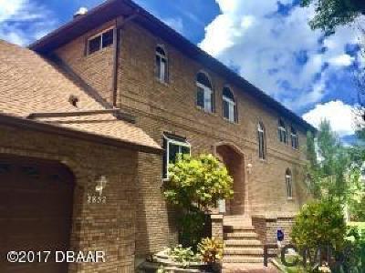 Ormond Beach Single Family Home For Sale: 2852 John Anderson Dr