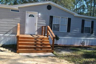 Bunnell Single Family Home For Sale: 2859 Bamboo St