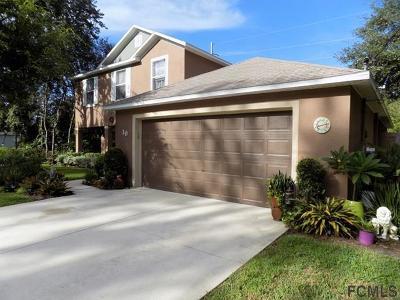 Seminole Woods Single Family Home For Sale: 30 Secretary Trail
