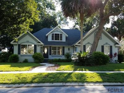 Flagler Beach Single Family Home For Sale: 4 Whitehall Court