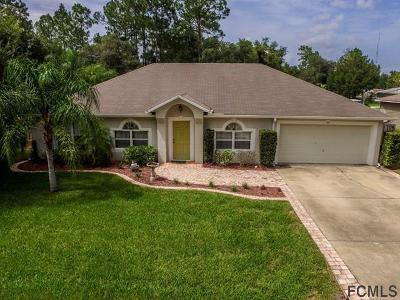 Quail Hollow Single Family Home For Sale: 53 Zephyr Lily Trail