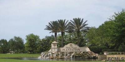 Palm Coast Plantation Residential Lots & Land For Sale: 61 Riverwalk Dr N