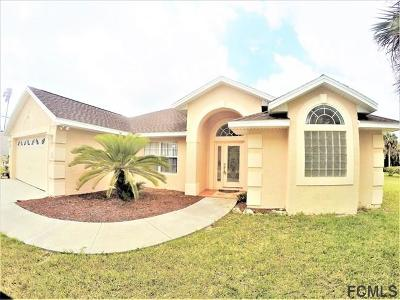 Flagler Beach Single Family Home For Sale: 12 Pelican Ln