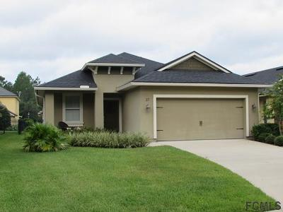 St Augustine Single Family Home For Sale: 37 Durango Drive