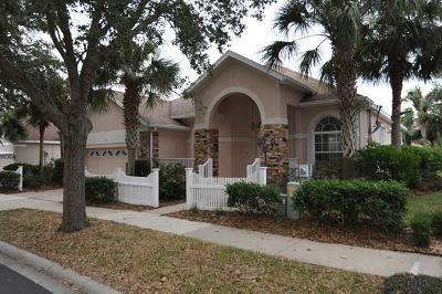 Palm Coast FL Rental For Rent: $2,000
