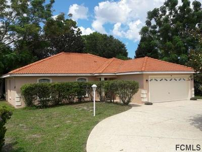 Single Family Home For Sale: 130 Fort Caroline Ln