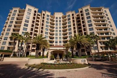 Beverly Beach, Flagler Beach, Palm Coast Condo/Townhouse For Sale: 7 Avenue De La Mer #504