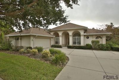 Palm Coast FL Single Family Home For Sale: $369,900