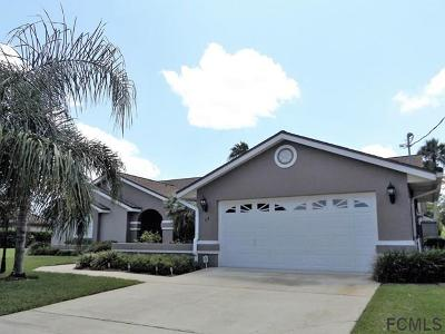 Palm Harbor Single Family Home For Sale: 10 Clear Court