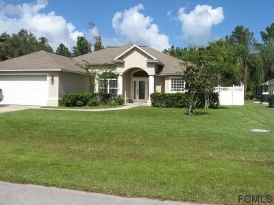 Indian Trails Single Family Home For Sale: 5 Bird Tree Place