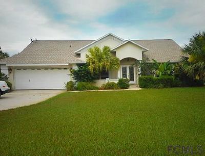 Palm Coast Single Family Home For Sale: 3 Collingville Court