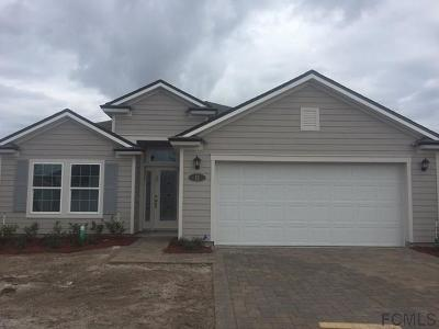 Palm Coast Single Family Home For Sale: 11 Country Club Harbor Circle
