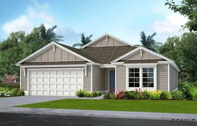 Palm Coast Single Family Home For Sale: 24 Country Club Harbor Circle