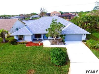 Palm Harbor Single Family Home For Sale: 30 Crystal Bay Court