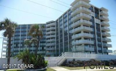 Flagler Beach Condo/Townhouse For Sale: 3580 S Ocean Shore Blvd S #810